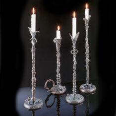 Kerzenleuchter & Deko